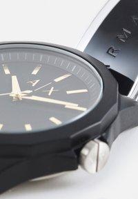 Armani Exchange - Horloge - black - 4