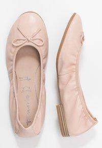 Tamaris - Ballet pumps - rose - 3