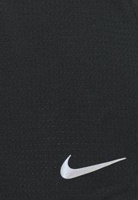 Nike Performance - BREATHE TANK COOL PLUS - Top - black/reflective silver - 2