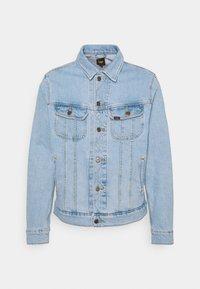 RIDER JACKET - Denim jacket - light alton