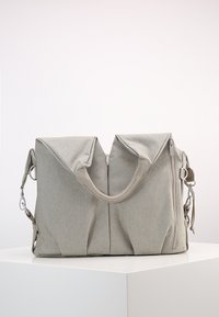Lässig - NECKLINE BAG ECOYA® - Luiertas - sand - 3