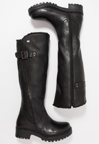 Musse & Cloud - CARLINA - Winter boots - black - 3