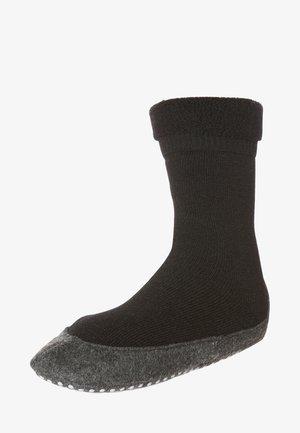 FALKE Cosyshoe Hausschuhe - Socks - black