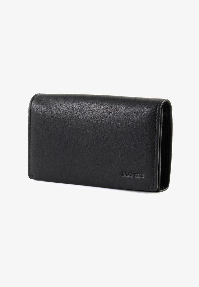 ADOMAR - Business card holder - black