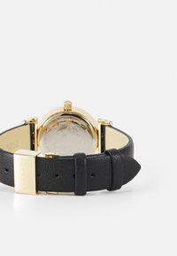 Versace Watches - MINI VANITY - Watch - black/goldcolored - 1