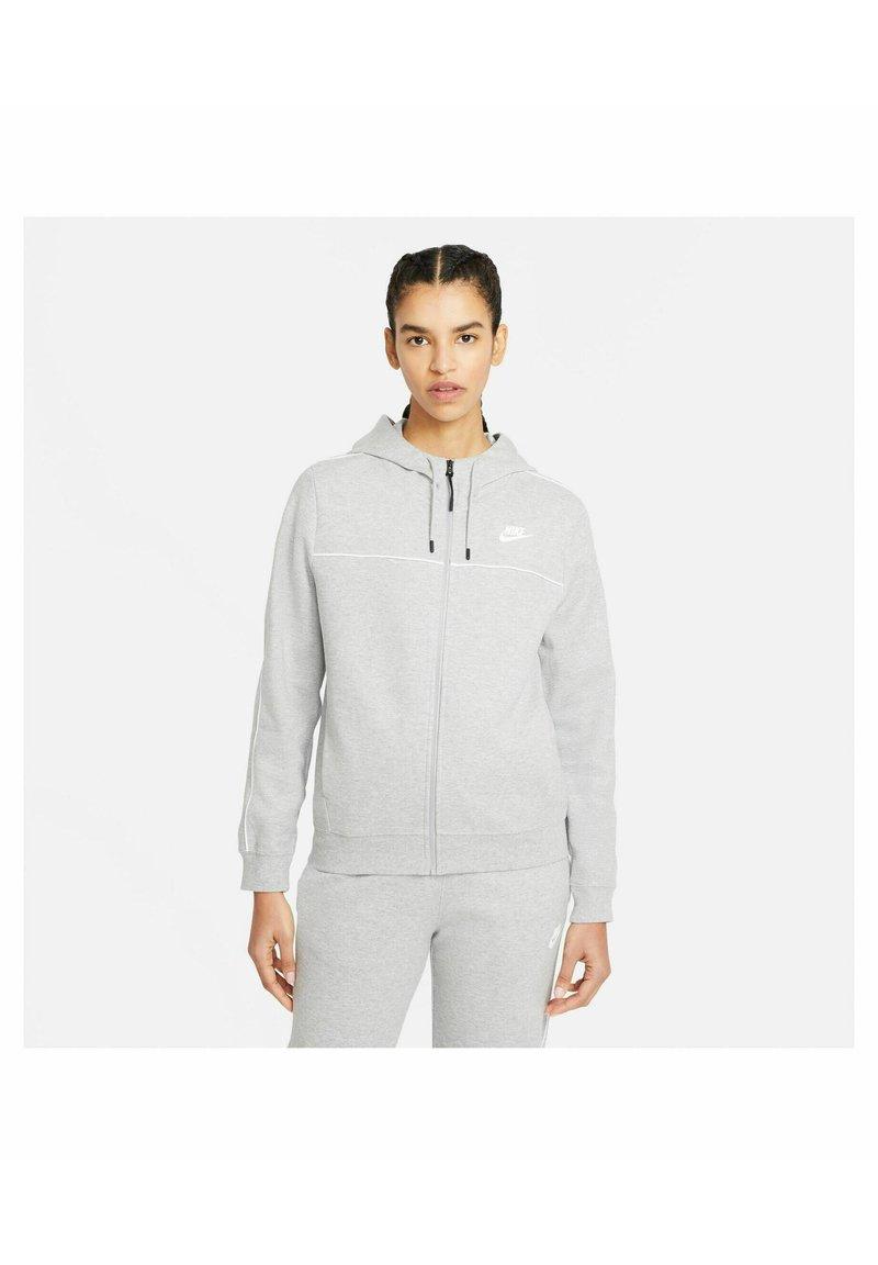 Nike Sportswear - Sudadera con cremallera - grau