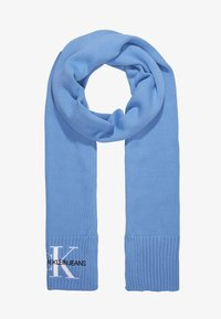 Calvin Klein Jeans - BASIC WOMEN SCARF - Šála - blue - 1