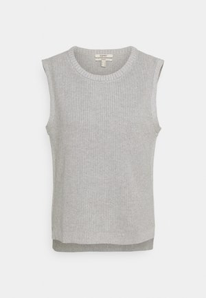 CREWNECK VEST - Jumper - light grey