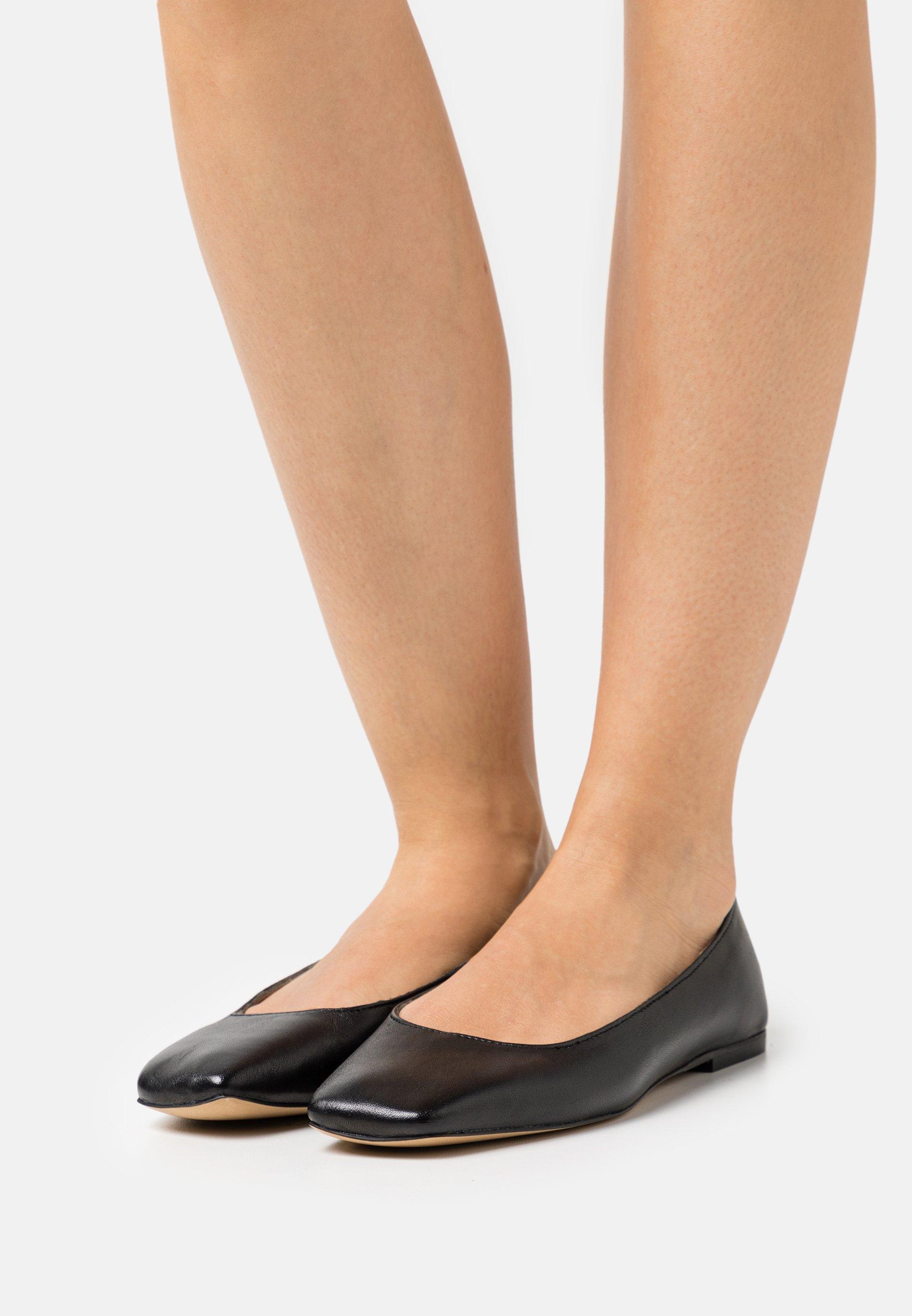 Women FRANCO - Ballet pumps - black