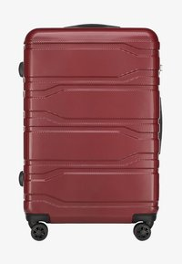 Wittchen - TRAIL STYLE - Wheeled suitcase - red - 0