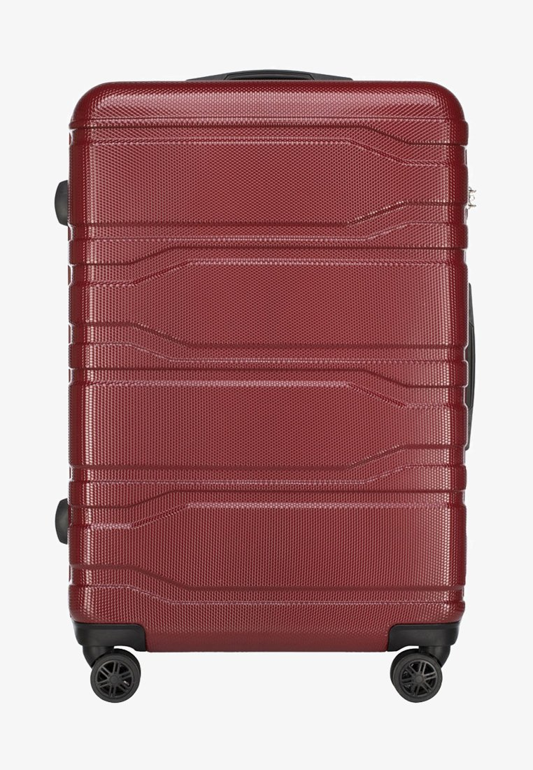 Wittchen - TRAIL STYLE - Wheeled suitcase - red