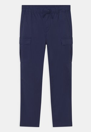 SLIM - Cargo trousers - newport navy