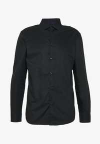 SLHSLIMNEW MARK - Shirt - black