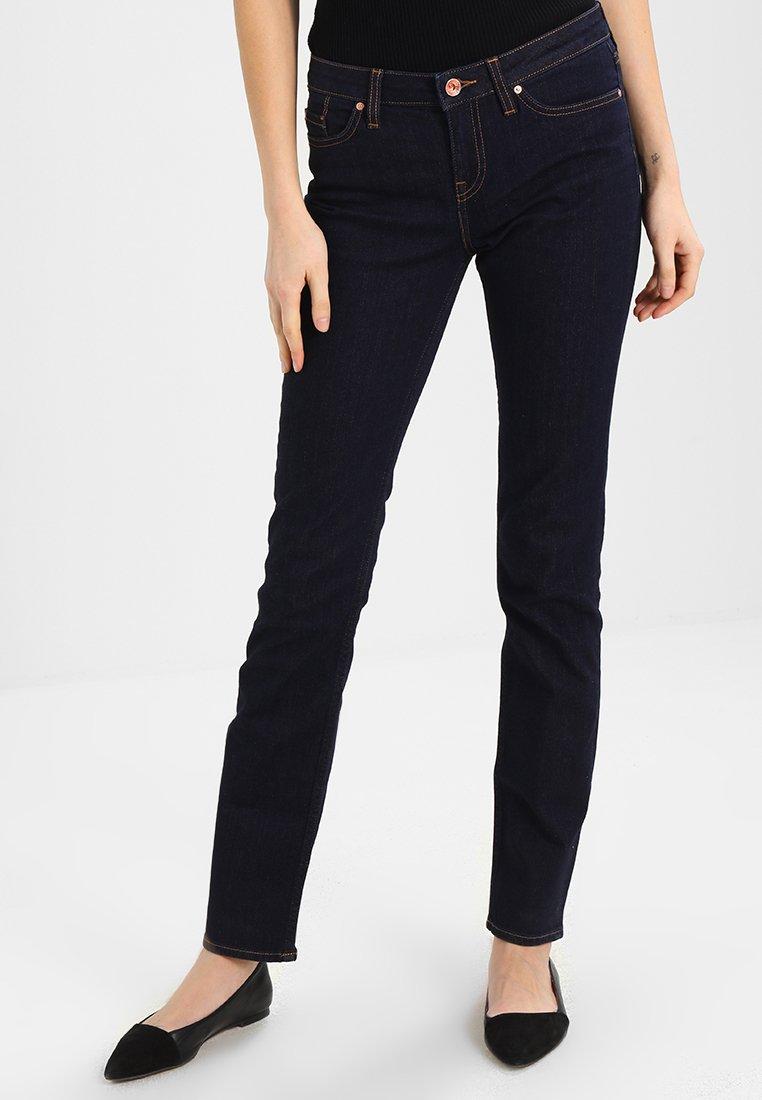 Tommy Hilfiger - ROME CHRISSY - Straight leg jeans - dark-blue denim