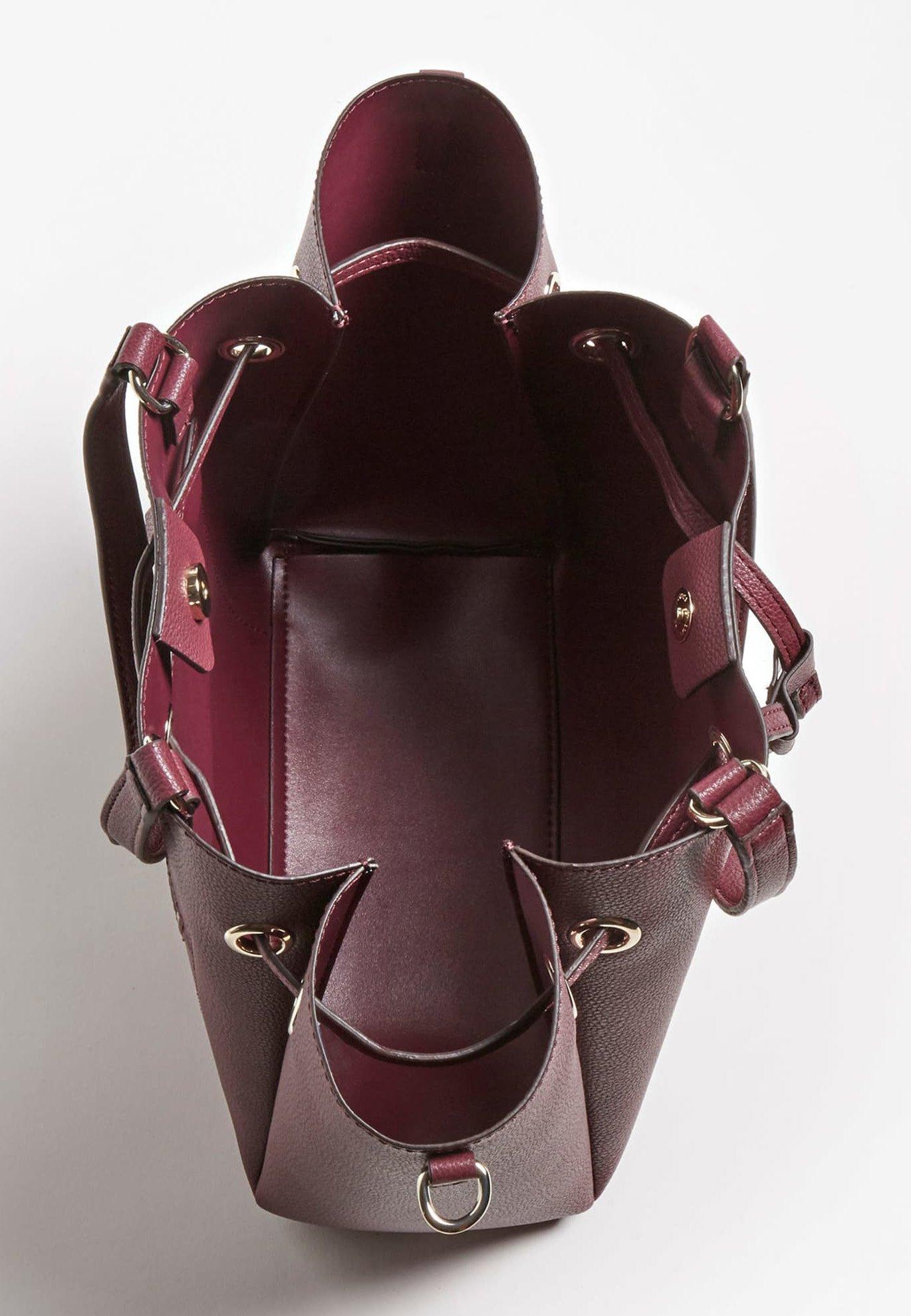 Guess Handtas - rot - Dames Accessoires en tassen Kopen