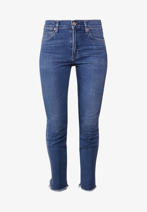 ROCKET CROPPED - Slim fit jeans - frequency