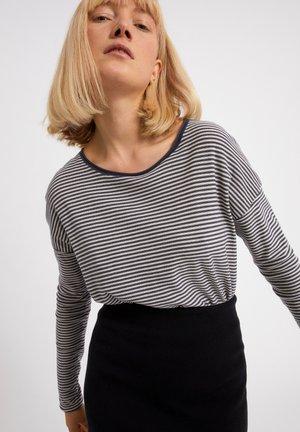 LADAA  - Sweatshirt - black, white