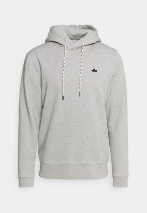 LARSON - Sweater - grey melange