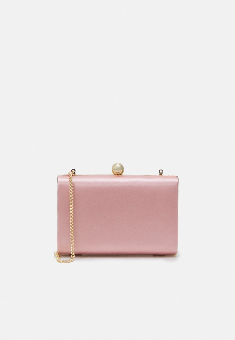 Dorothy Perkins - BOX - Clutch - nude