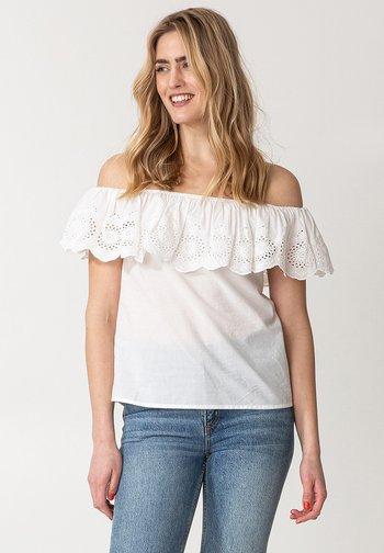 ALVA  - Blouse - white