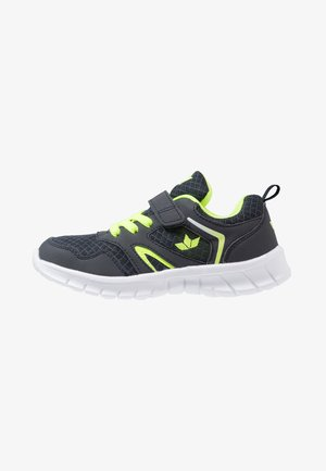SKIP - Trainers - marine/lemon
