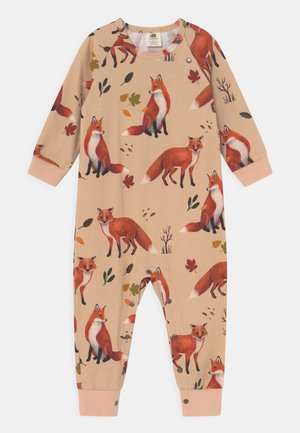 FOXES UNISEX - Pyjama - brown