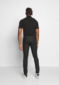 HUGO - Slim fit -farkut - black - 2