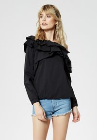IZIA - Blouse - black - 0
