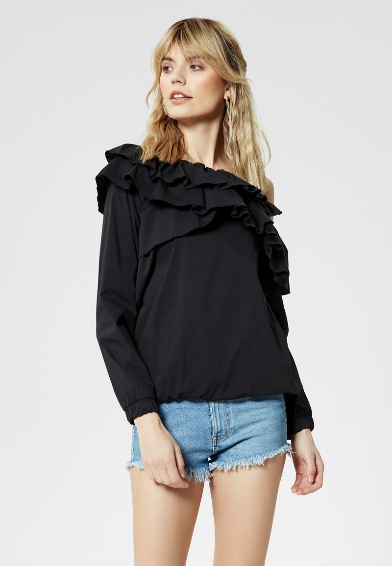 IZIA - Blouse - black