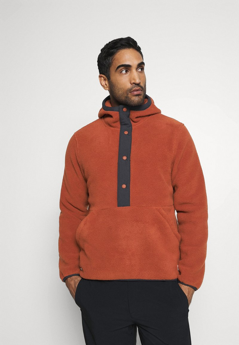 The North Face - CARBONDALE - Hoodie - brown
