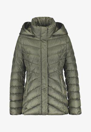 LEICHT TAILLIERTE - Winter jacket - olive