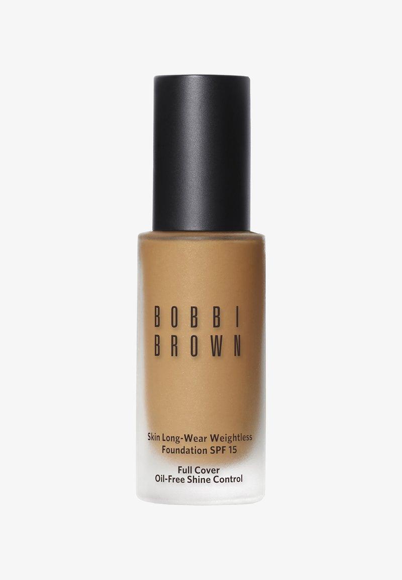 Bobbi Brown - SKIN LONG WEAR WEIGHTLESS FOUNDATION SPF15 - Foundation - golden natural