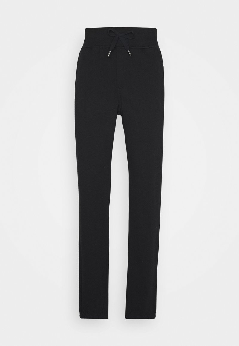 Schott - PHIL - Tracksuit bottoms - black