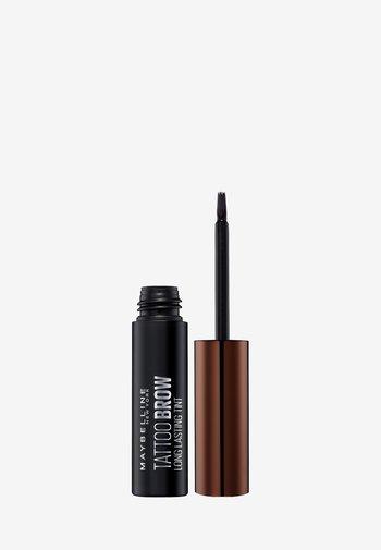 BROW TATTOO GEL TINT - Eyebrow gel - 03 dark