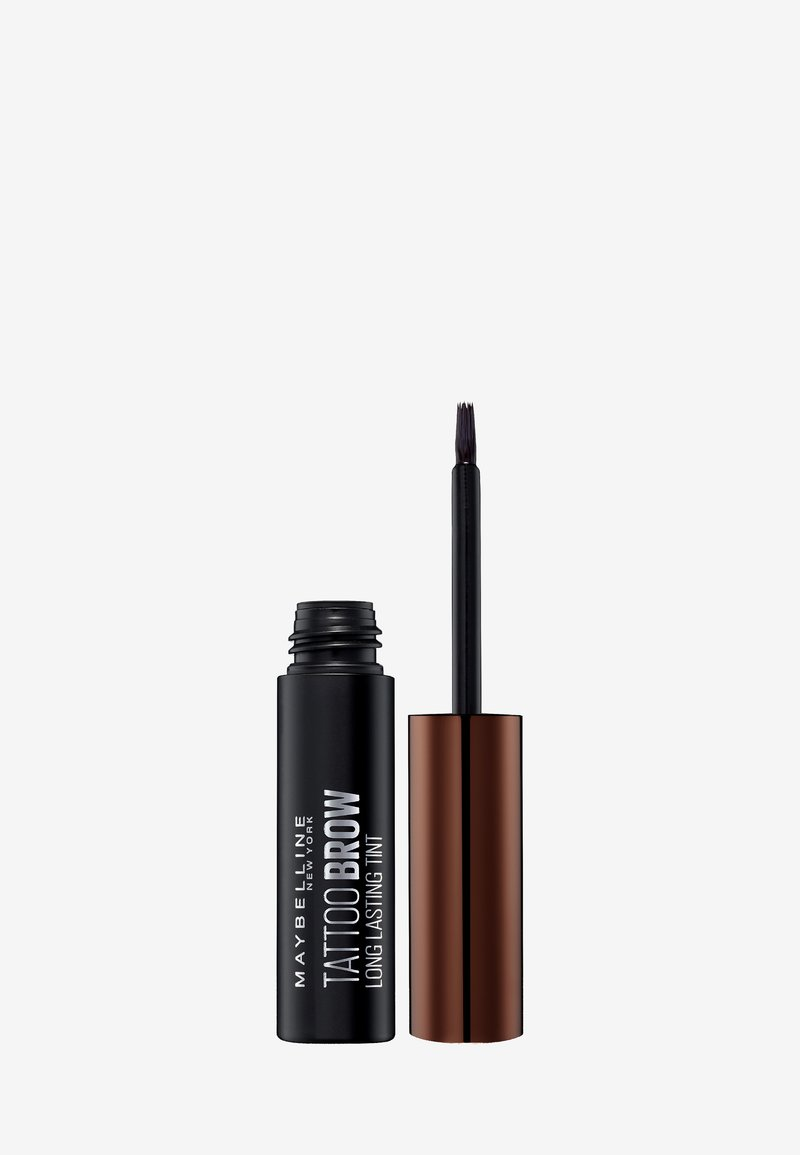 Maybelline New York - BROW TATTOO GEL TINT - Eyebrow gel - 03 dark