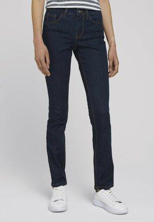 ALEXA SLIM JEANS - Slim fit jeans - clean rinsed blue denim