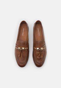 Anna Field - LEATHER - Slip-ons - brown - 5