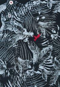 Pier One - FLORAL - Poloshirts - dark blue - 6