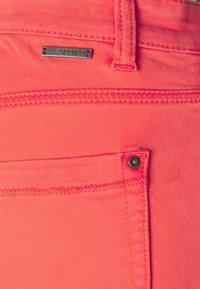 Esprit - MR CAPRI - Trousers - orange red - 2