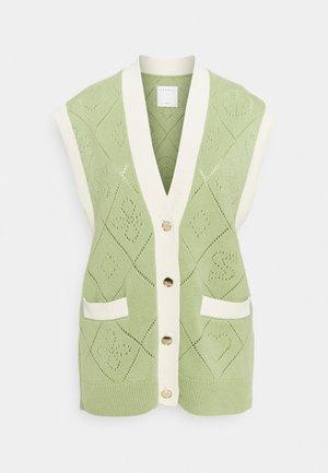 Waistcoat - vert
