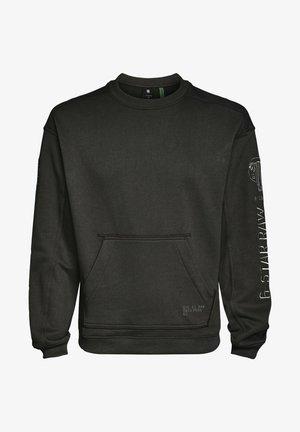 SLEEVE GRAPHIC - Sweatshirt - raven