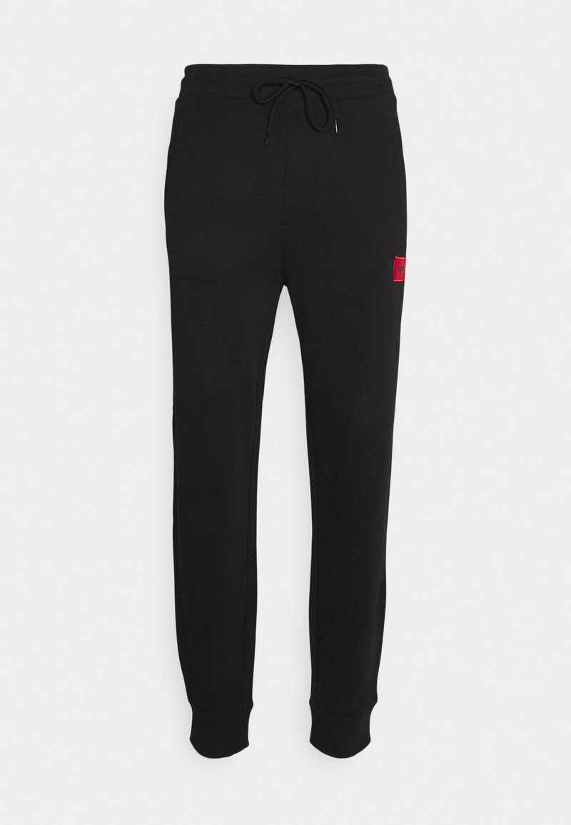 HUGO - DOAK - Tracksuit bottoms - black