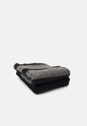 Huivi - black/grey