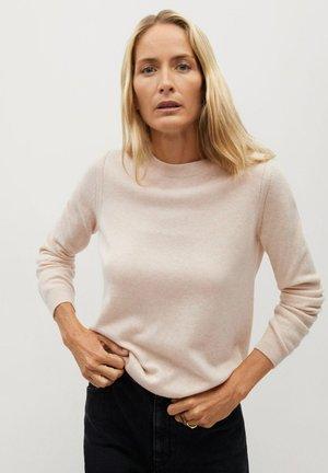 BAHIA - Sweter - světle/pastelově šedá