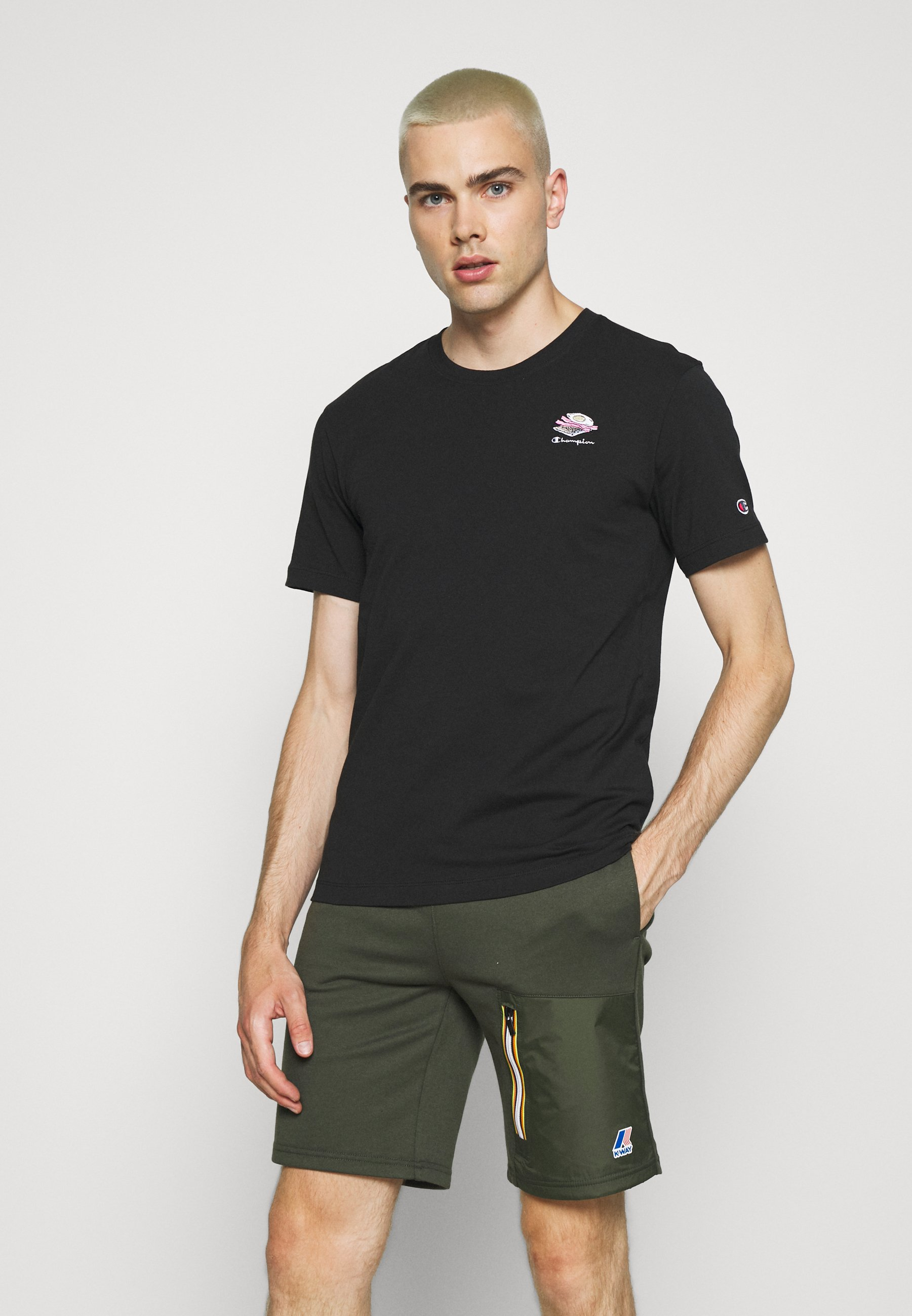 Men CREWNECK UNISEX - Print T-shirt