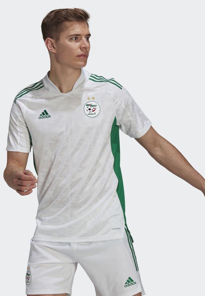 adidas Performance - T-Shirt print - white