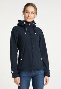 DreiMaster - Waterproof jacket - nachtblau - 0