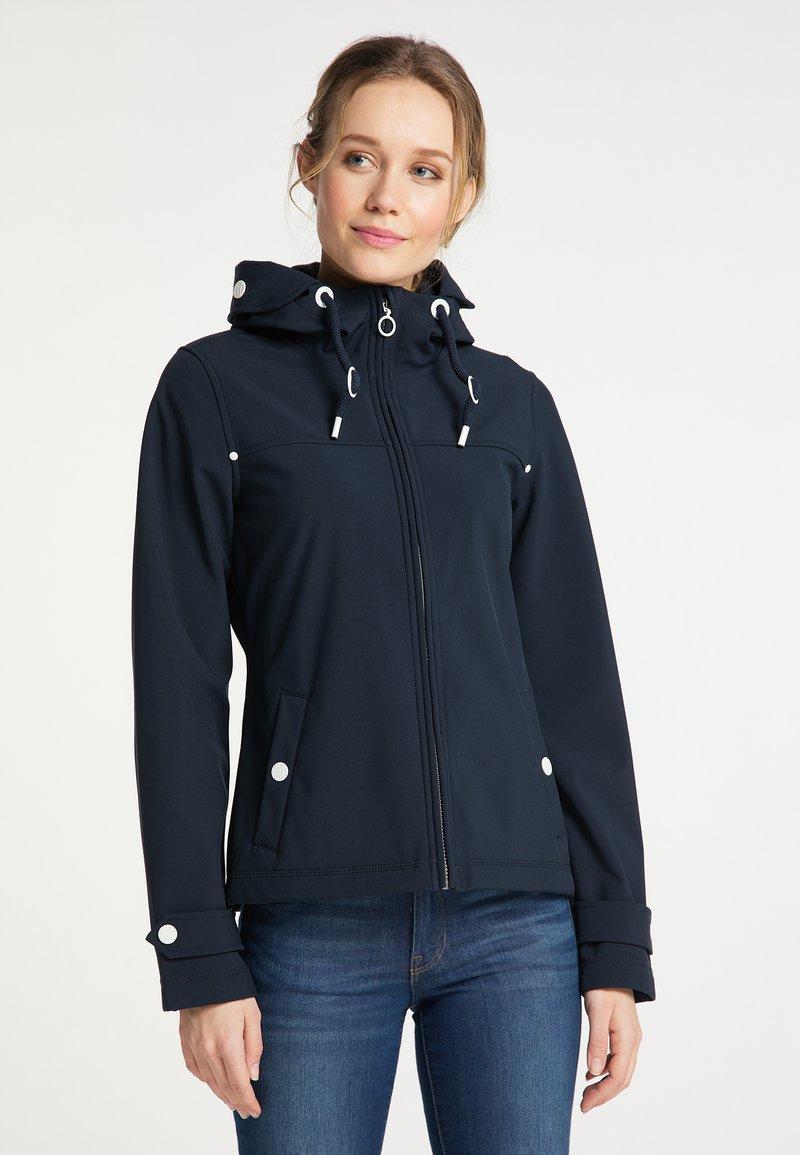 DreiMaster - Waterproof jacket - nachtblau