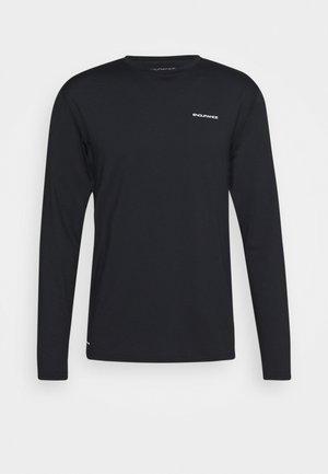 KULON PERFORMANCE - Camiseta de deporte - black