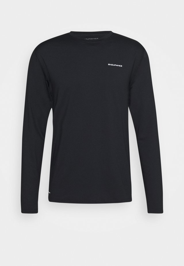 KULON PERFORMANCE - Sportshirt - black
